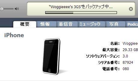 【iPhone3GS_JB】JB用 iBEC & iBSSファイル取得方法まとめ
