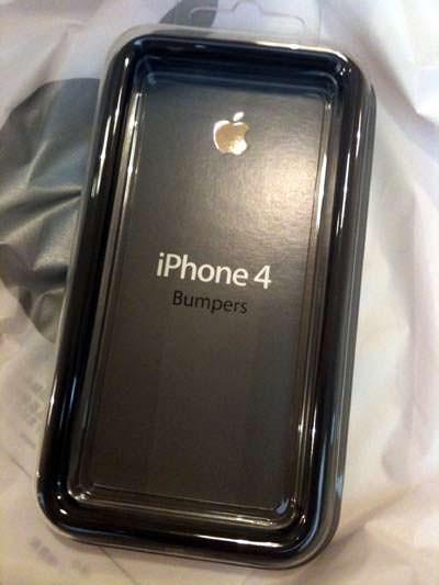 【iPhone】iPhone4純正バンパー、Griffin Reveal、Brighton TPUケース レビュー