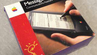 【骨董移動端末館】第1回 Apple Newton MessagePad 100 開封の儀