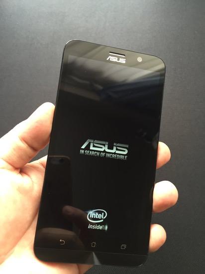 Asus Zenfone 2 購入、Androidメインに移行、auからIIJ Mioへ転出