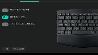 【レビュー】国内未発売 Logitech MK850 PERFORMANCE マウス&キーボード