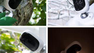 【レビュー】HD画質高機能Wi-Fi防犯カメラ Reolink Argus